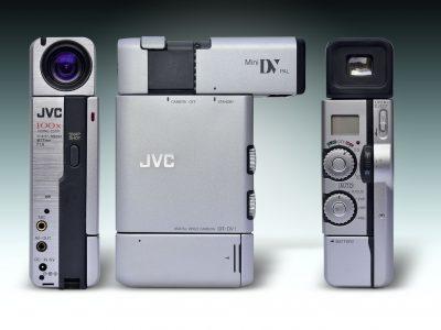 JVC - GR-DV1