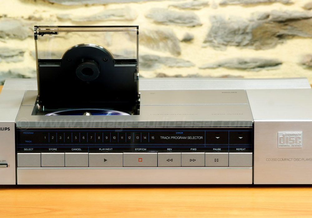Philips CD200 CD播放机