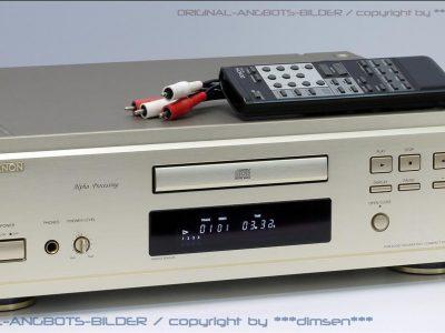天龙 DENON DCD-1550AR CD播放机