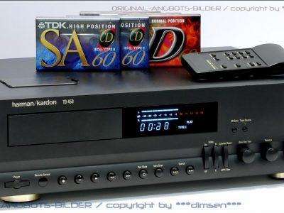 哈曼卡顿 Harman Kardon TD450 CD播放机