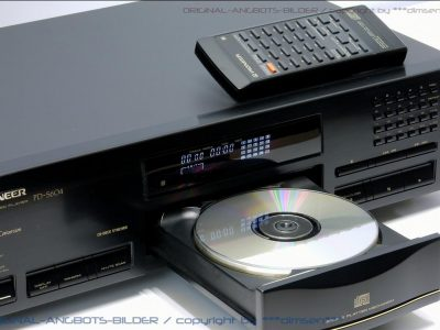 先锋 PIONEER PD-S604 CD播放机