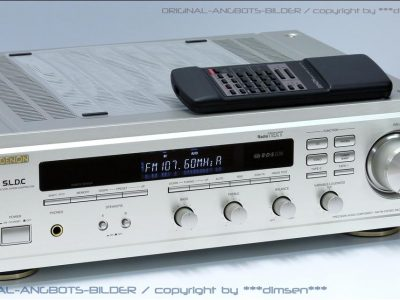 天龙 DENON DRA-1000 收音/功率放大器