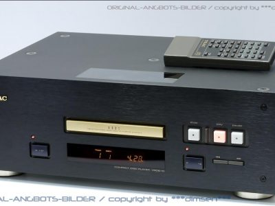 TEAC VRDS-10 高级CD播放机