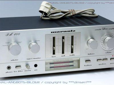 马兰士 MARANTZ PM-400 功率放大器