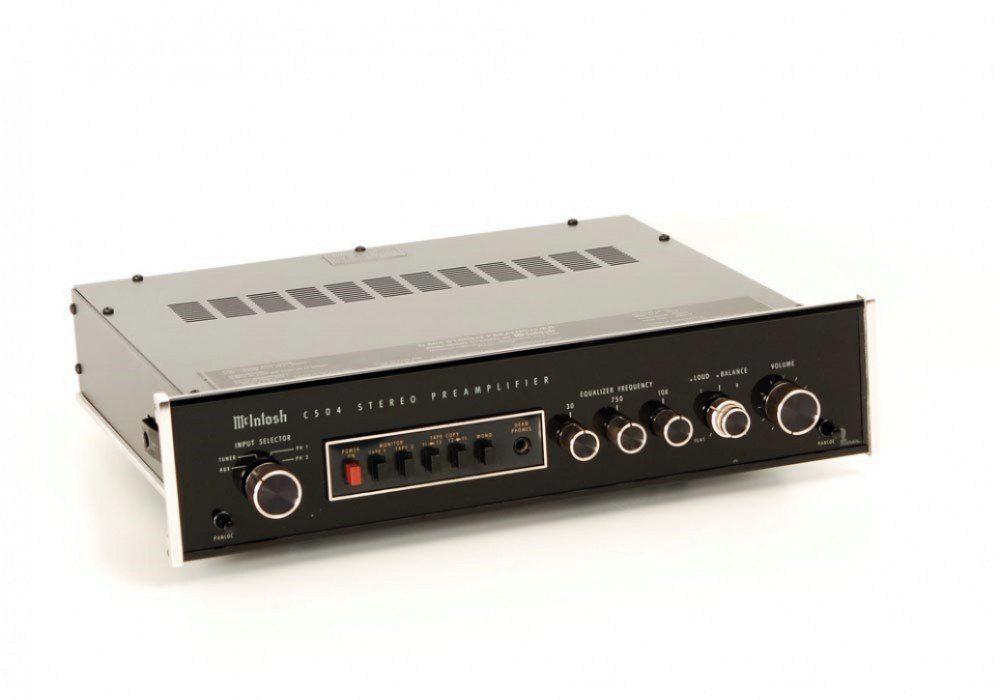 McIntosh C504 前级放大器