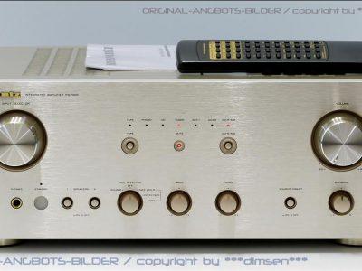 马兰士 MARANTZ PM7000 功率放大器