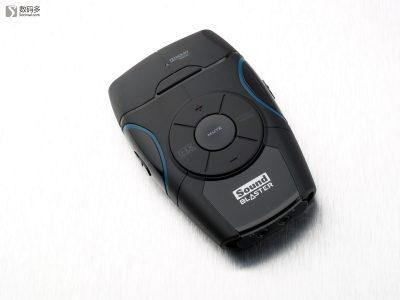 Creative 创新 Sound Blaster Recon3D USB声卡拆解 [Soomal]