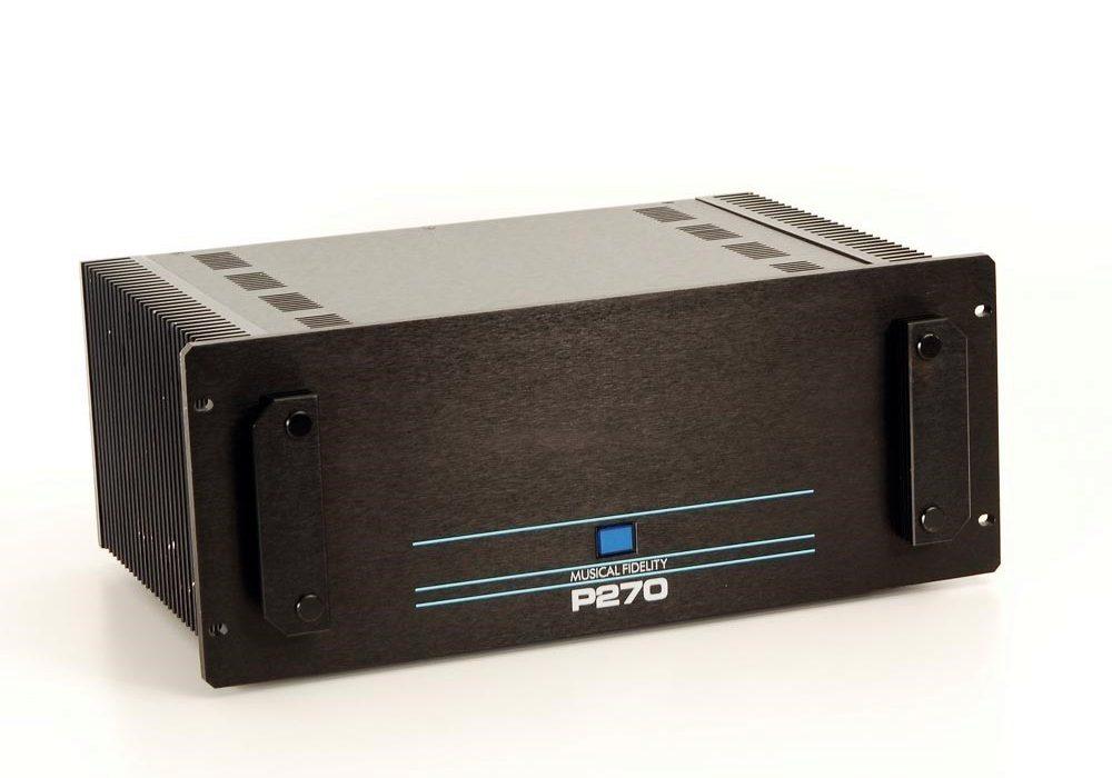 Musical Fidelity P270