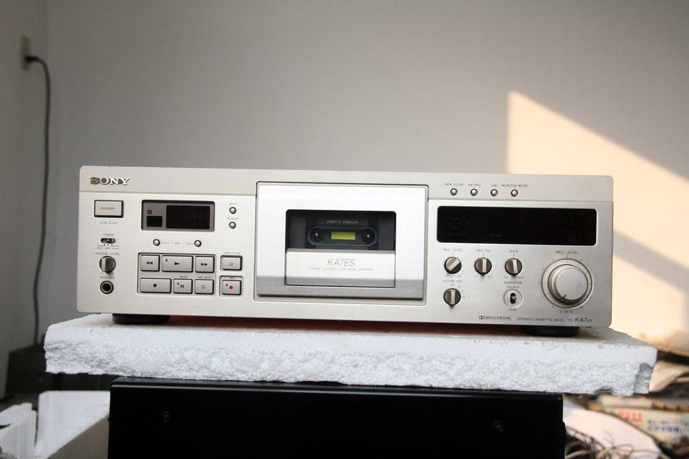索尼 SONY TC-KA7ES 顶级卡座