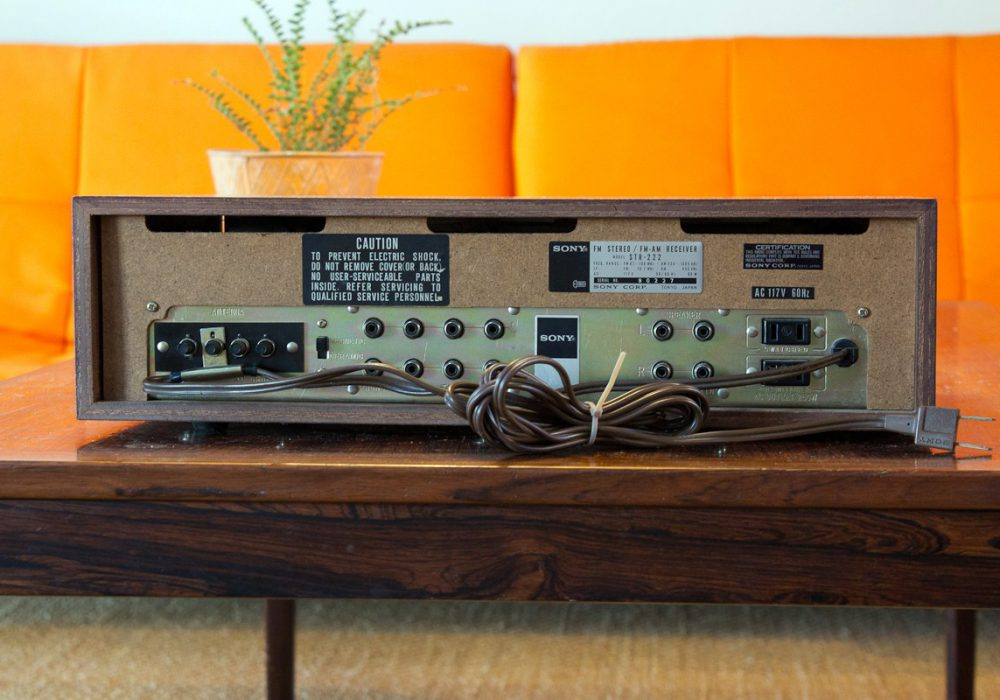 索尼 SONY STR-222 FM/AM 收音头