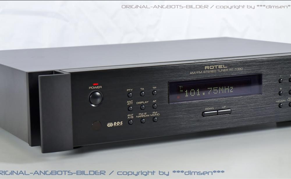 ROTEL RT-1080 AM/FM 立体声收音头