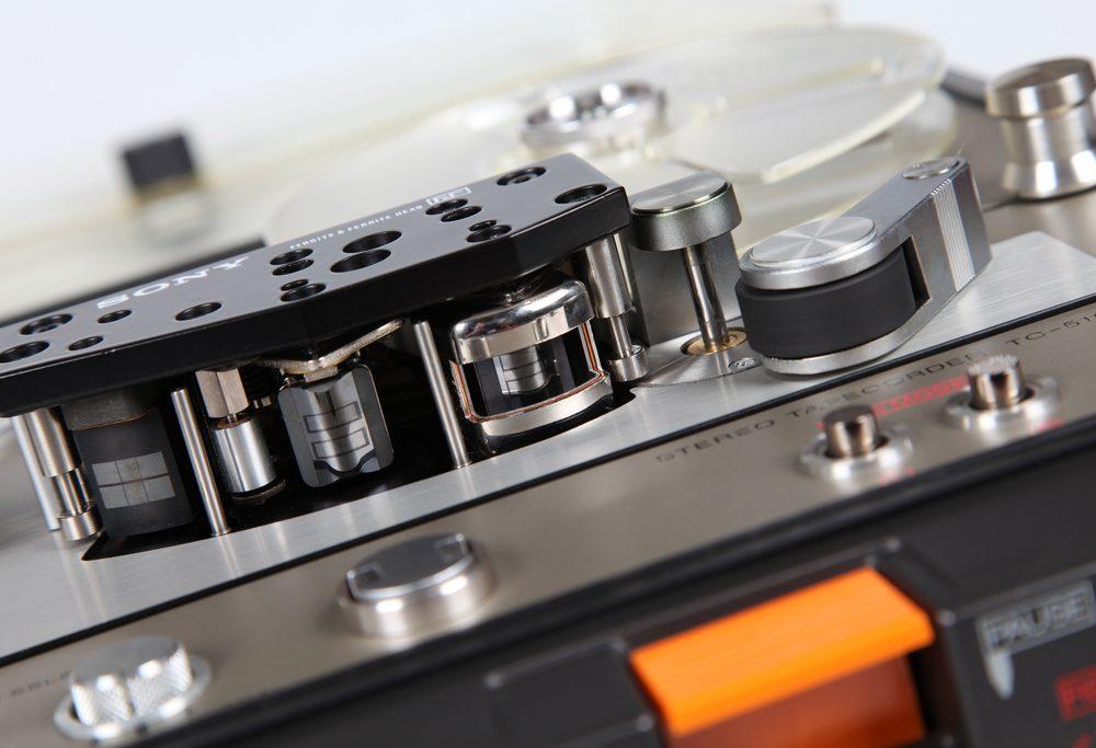 "Sony TC-510-2 5"" Reel To Reel Portable Tape Recorder (1978) - 3"