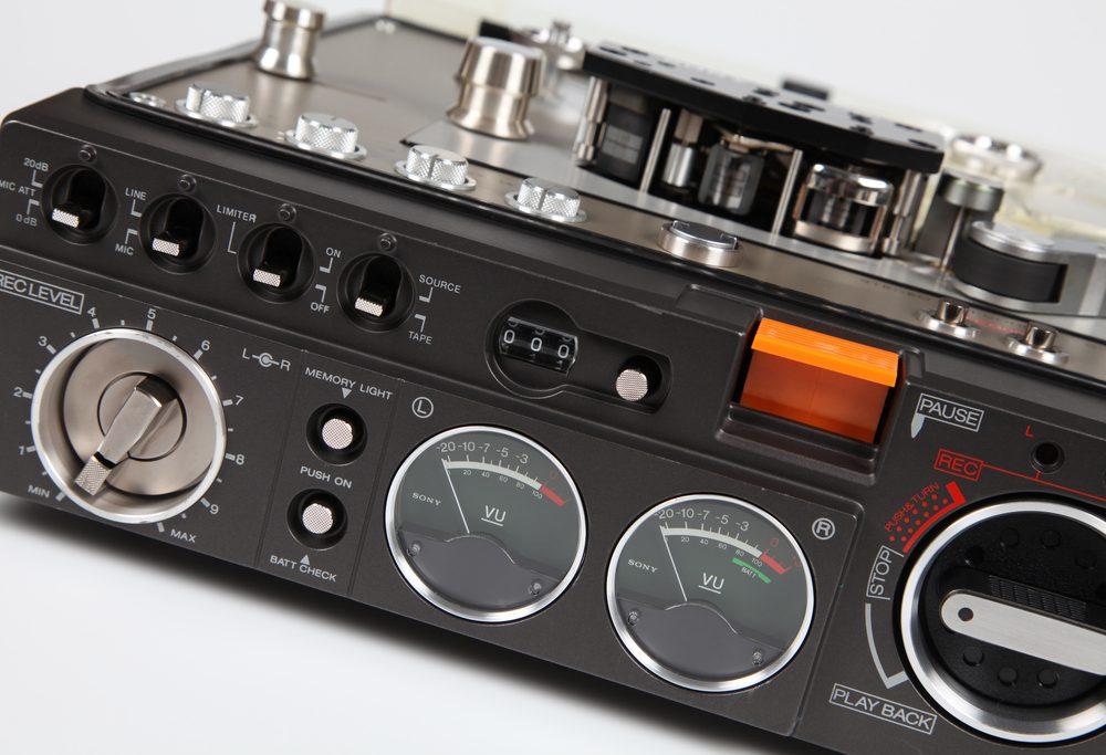 "Sony TC-510-2 5"" Reel To Reel Portable Tape Recorder (1978) - 4"