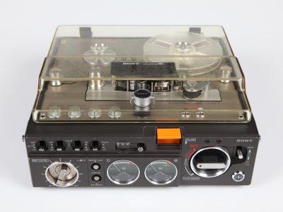 "Sony TC-510-2 5"" Reel To Reel Portable Tape Recorder (1978) - 1"