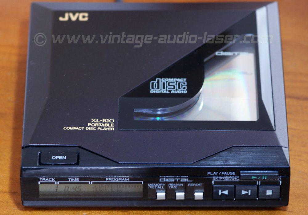 JVC XL-R10 CD播放机