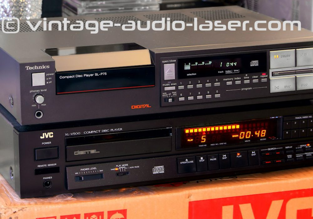 Technics SL-P75 CD播放机