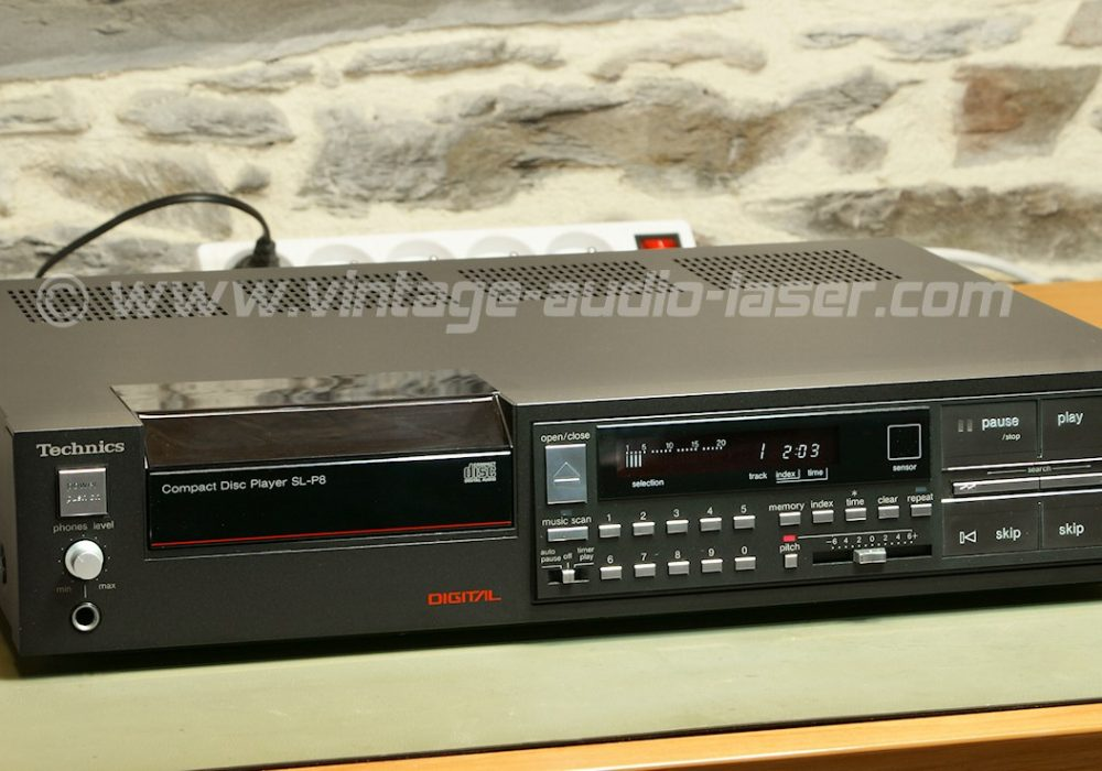 Technics SL-P8 CD播放机