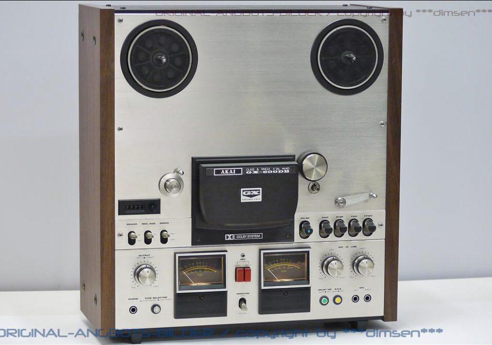 雅佳 AKAI GX-600DB 开盘机