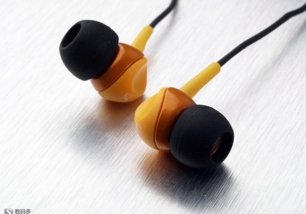 Sennheiser 森海塞尔 CX215 入耳式耳机
