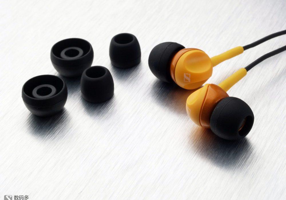 Sennheiser 森海塞尔 CX215 入耳式耳机-硅胶套