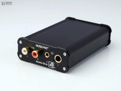 Musiland 乐之邦 Monitor 03 US Dragon 龙版 USB声卡
