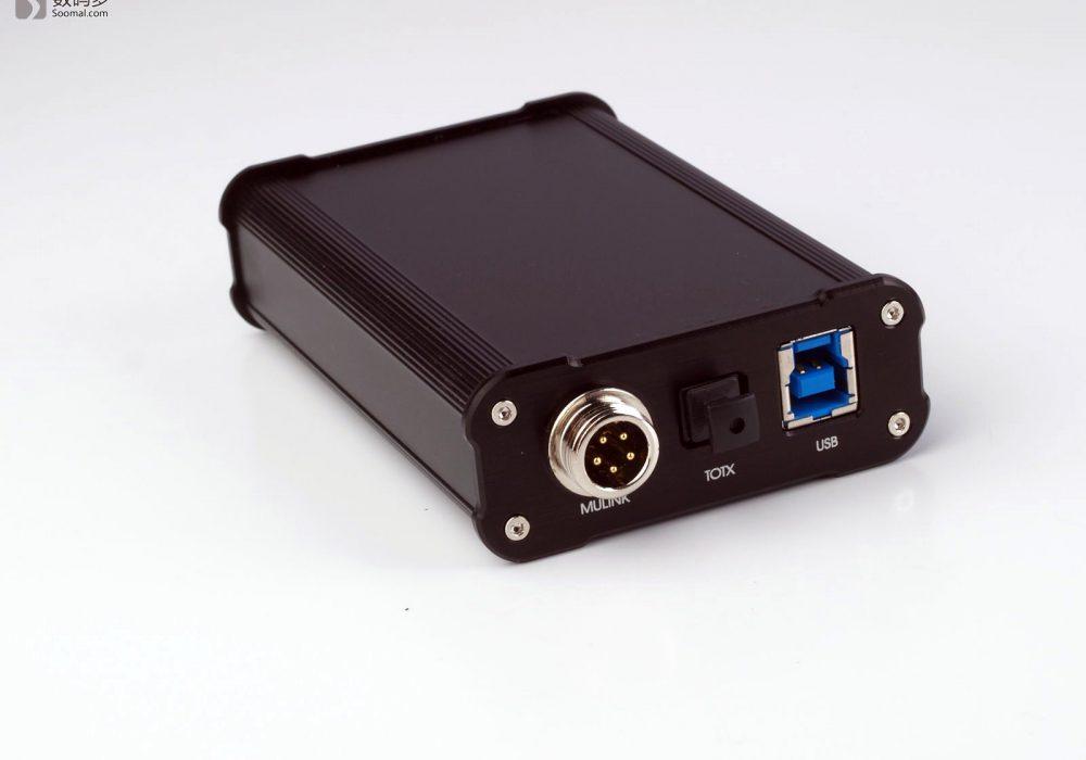 Musiland 乐之邦 Monitor 03 US Dragon 龙版 USB声卡-Mulink、光纤输出接口和USB[3.0/2.0兼容]插座