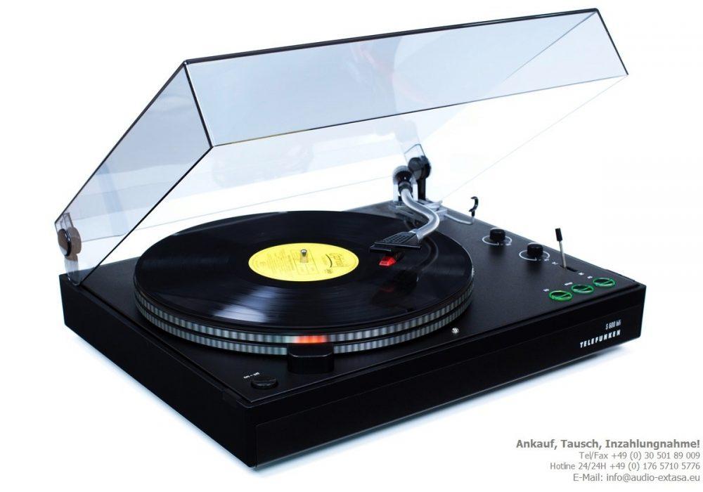 Telefunken S 600 hifi 黑胶唱机