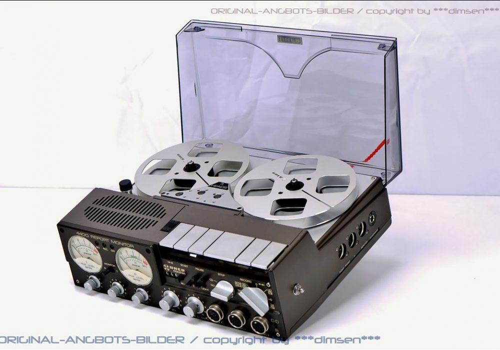 UHER 4400 REPORT MONITOR 便携开盘机