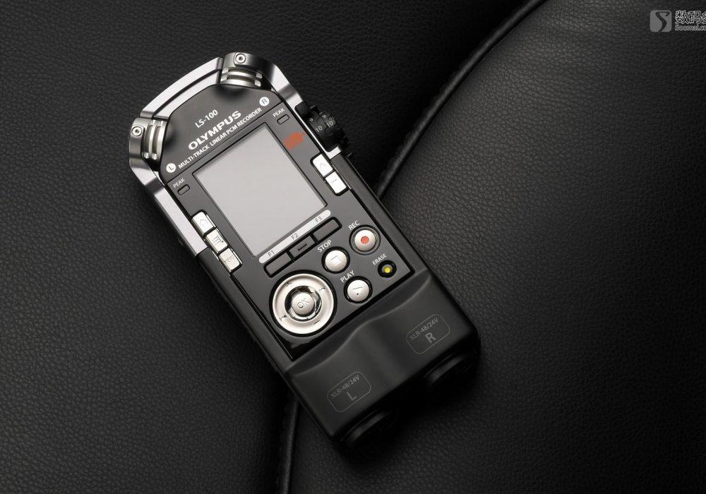 Olympus 奥林巴斯 LS-100 微型数码录音机