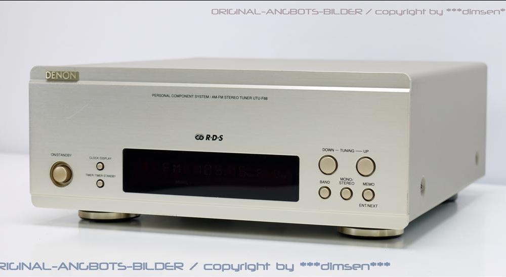 天龙 DENON UTU-F07 AM/FM 立体声收音头