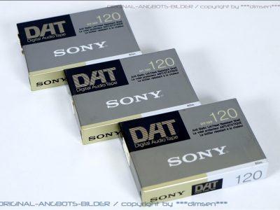 索尼 SONY DT-120RN DAT磁带