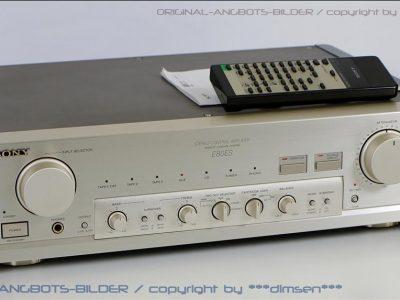 索尼 SONY TA-E80ES 功率放大器