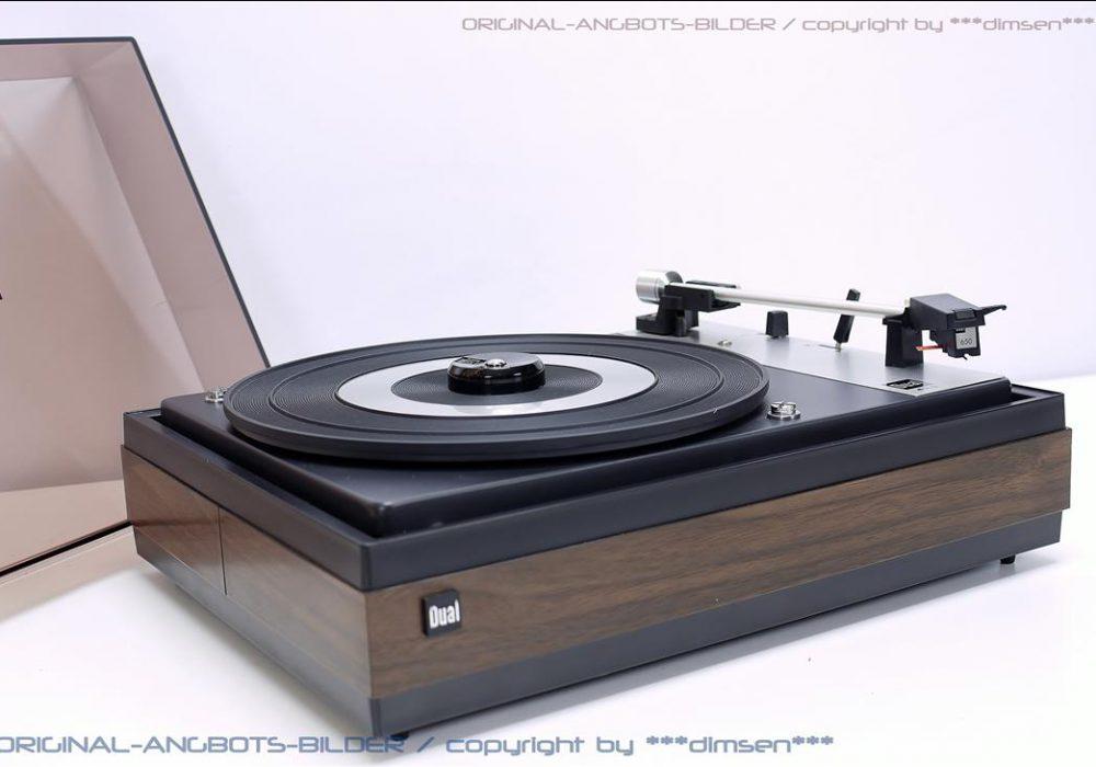 DUAL CS-430 黑胶唱机