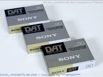 索尼 SONY DT-90RN DAT磁带