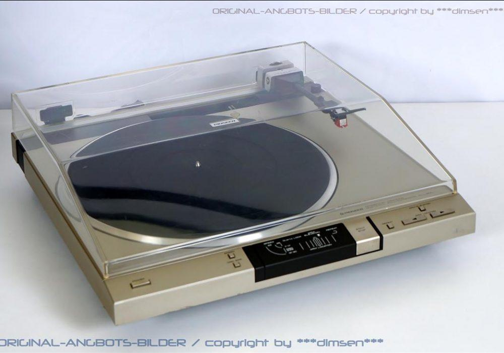 先锋 PIONEER PL-L800 黑胶唱机