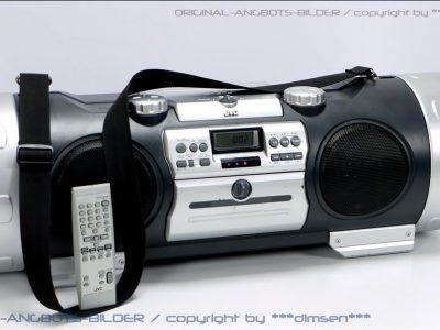 JVC RV-NB99 CD/磁带 面包机