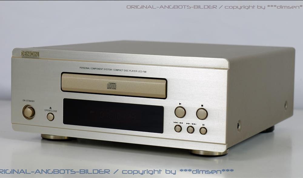 天龙 DENON UCD-F07 CD小台机