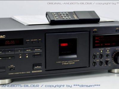 TEAC V-5000 三磁头卡座