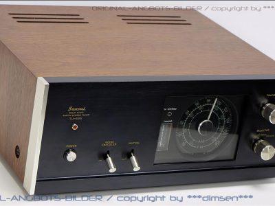 山水 SANSUI TU-666 古董收音头