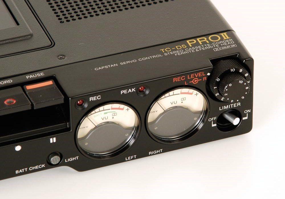 索尼 SONY TC-D5 Pro II