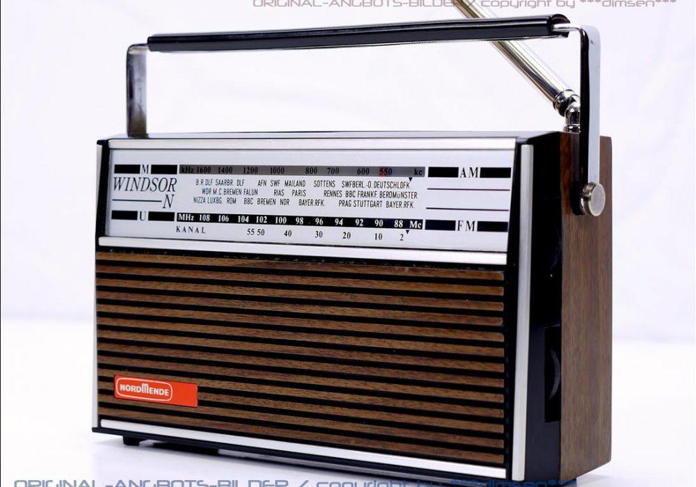 Nordmende Windsor N 便携收音机