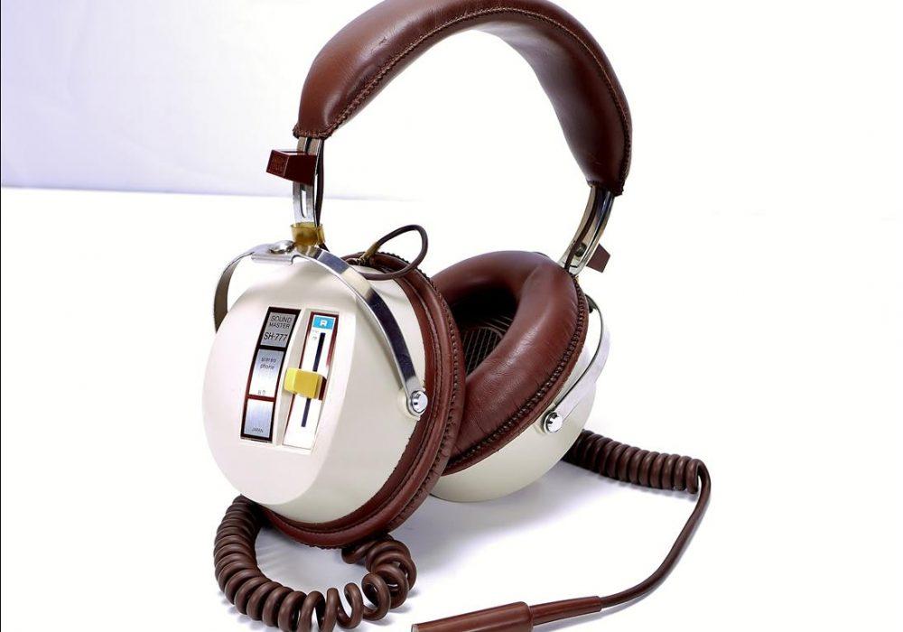 SOUNDMASTER SH777 耳机