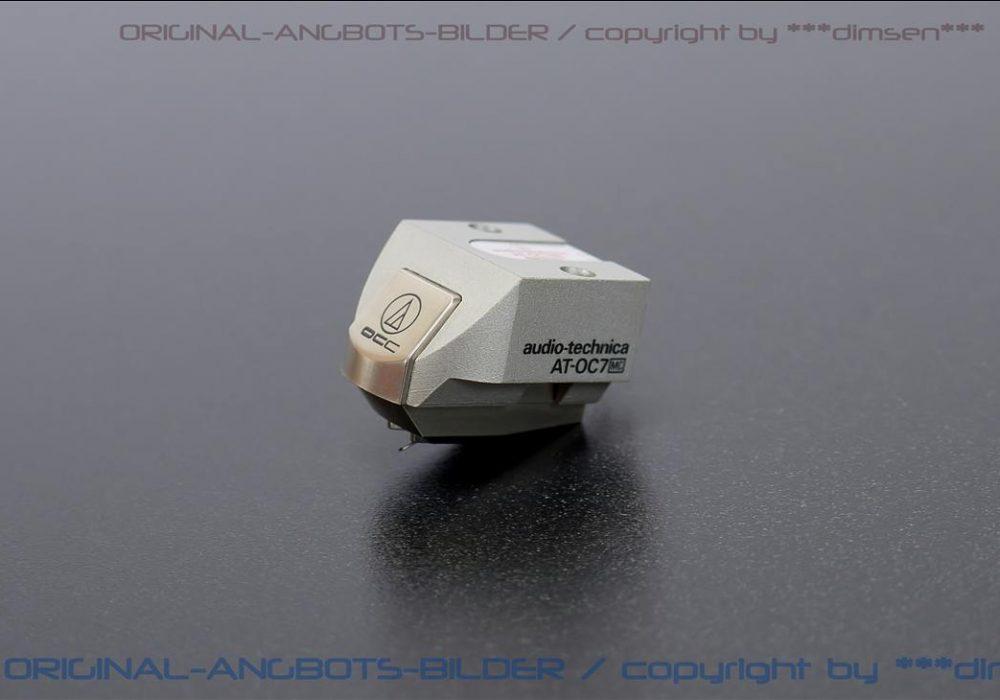 铁三角 AUDIO-TECHNICA AT-OC7 原装唱头