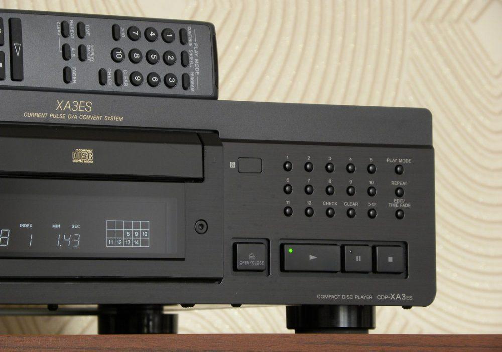 索尼 SONY CDP-XA3ES CD播放机