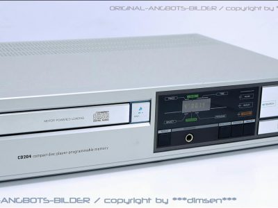 飞利浦 PHILIPS CD204 CD机