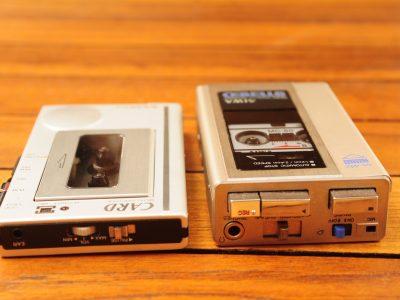 三洋 SANYO TRC6000 微型磁带录音机