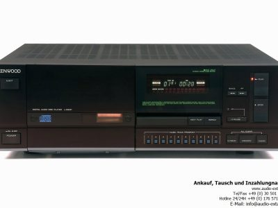 Kenwood L-03DP, CD Player