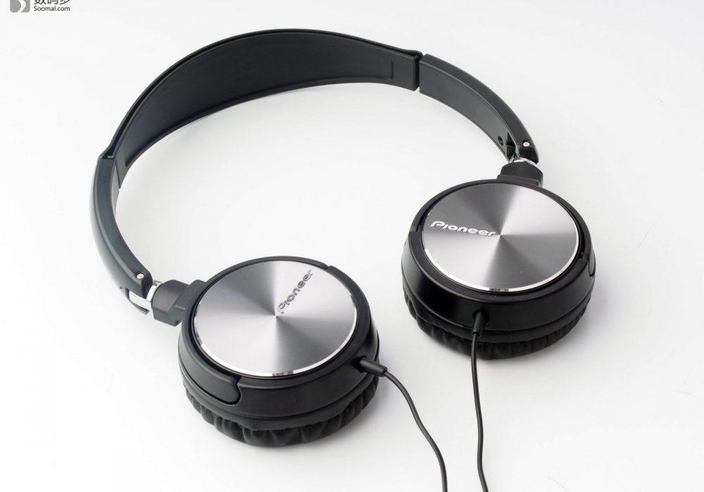 Pioneer 先锋 SE-MJ71 便携头戴式耳机
