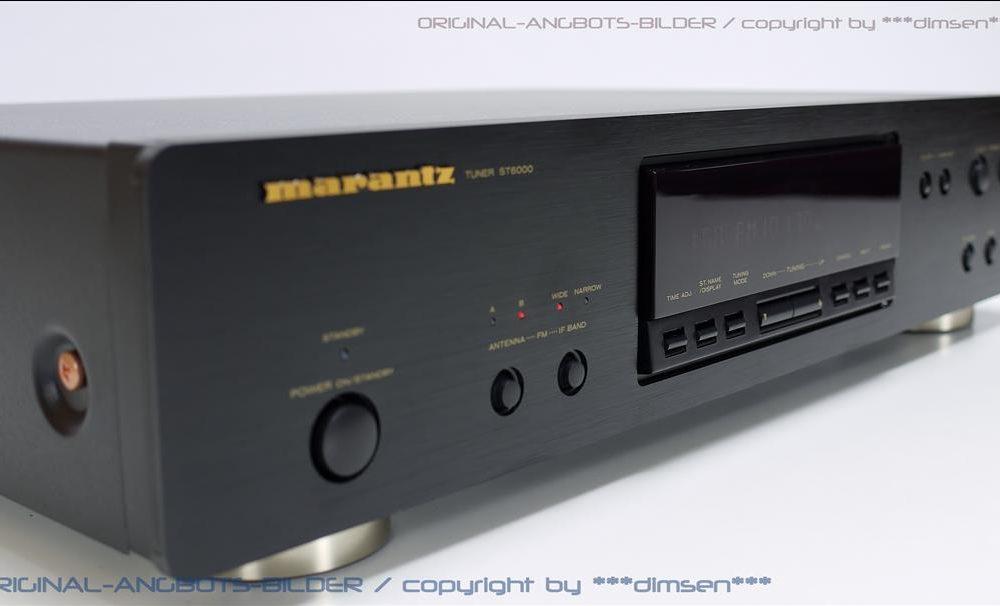 马兰士 MARANTZ ST6000 立体声收音头