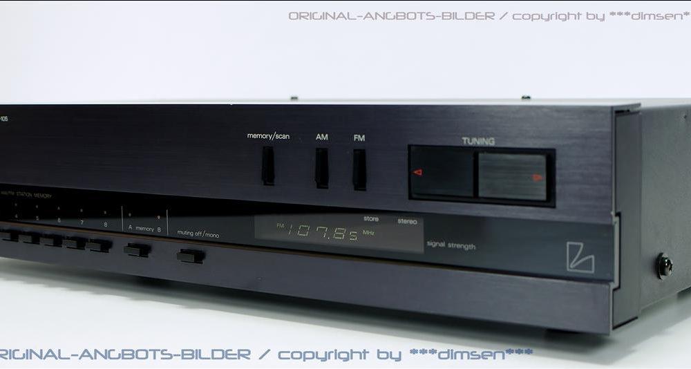 力士 LUXMAN T105 AM/FM 数字调谐收音头